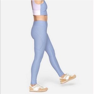 7/8 Outdoor Voices Warmup Legging lilac XS